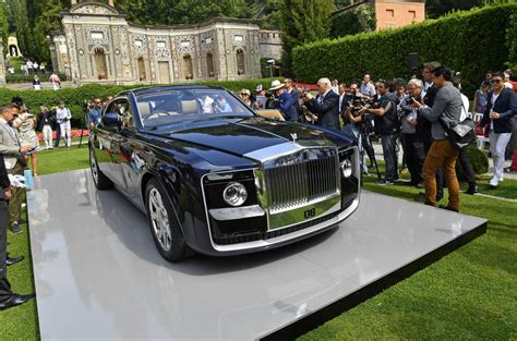 Rolls-royce Evaluating Options For More One-off