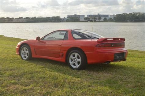 1992 Mitsubishi 3000gt Vr4 Twin Turbo 1 Owner 47k Original