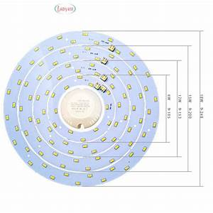 How To Install Circular Fluorescent Lights Led Light Ceiling Light Magnet Lamp Replacement Light For