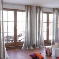 vorhang wohnzimmer gardinen fürs wohnzimmer zartes winterflair an den fenstern