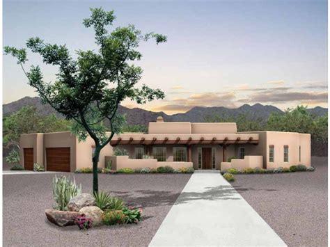 adobe style home eplans adobe house plan desert retreat 2015 square