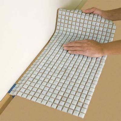 how to install glass mosaic tile backsplash in kitchen how to install a glass mosaic tile backsplash