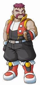 Barlow - Bulbapedia, the community-driven Pokémon encyclopedia