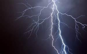 Lightning HD Background