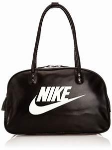 Sac De Sport Cuir : sac de sport nike en cuir ~ Louise-bijoux.com Idées de Décoration