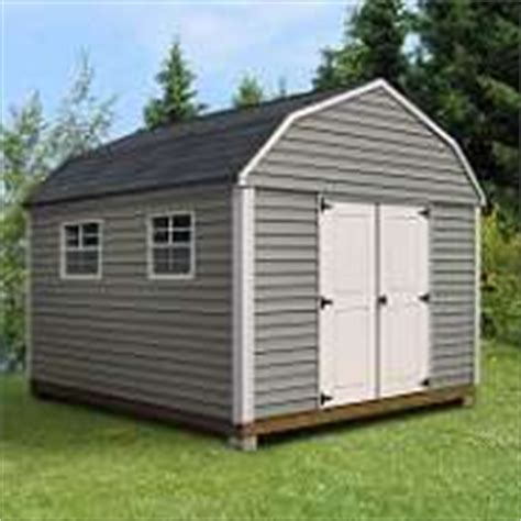 amish 12x20 vinyl garden storage shed structure new