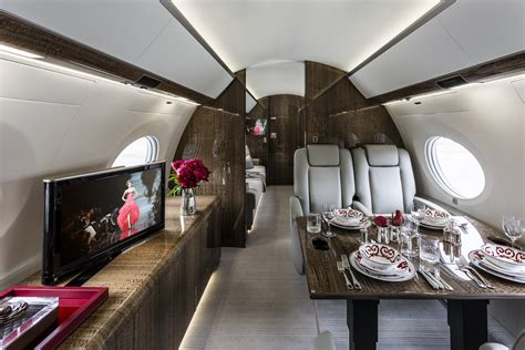 Upholstery Pictures by Gulfstream G650 Excellent Quality Aircraft Available For
