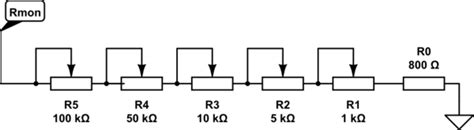Voltage Regulator Digital Potentiometer Initial Wiper