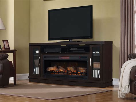 hutchinson infrared electric fireplace entertainment