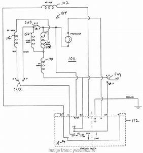 1 Phase Motor Starter Wiring Diagram Most Capacitor Wiring
