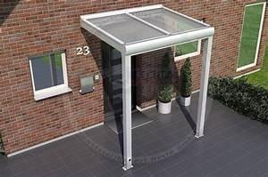 Vordach Haustür Glas : haust r vordach schutz vor wind wetter das rexin magazin ~ Orissabook.com Haus und Dekorationen