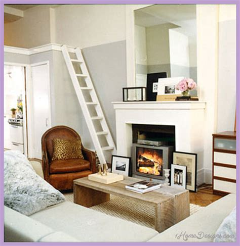 home interior design for small apartments small spaces decorating 1homedesigns com