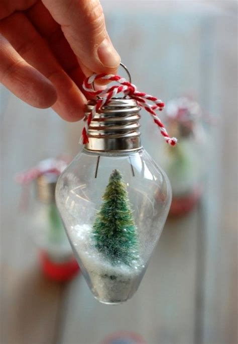 diy christmas snow globe ideas  kids