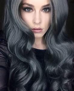 Couleur Cheveux Pastel : pourquoi les cheveux couleur charbon tiennent t tes aux colorations pastel ~ Melissatoandfro.com Idées de Décoration