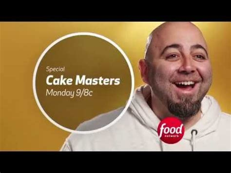 cake masters food network special promo youtube