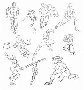 Tutorial Tuesday: Action Pose Character Sheets ...
