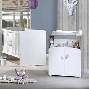 pack promo ensemble lit bebe evolutif 140x70 cm commode With déco chambre bébé pas cher avec fleuriste livraison Ï domicile