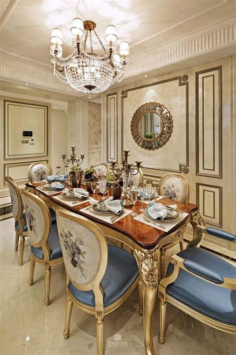 classic italian dining room design  decor ideas