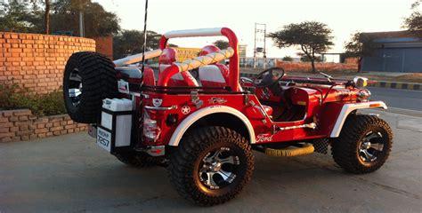 punjabi open jeep modified open jeeps