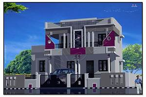 3d elevation house homeExterior front elevation
