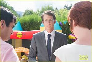 Johnny Simmons Goes Shirtless for 'Late Bloomer ...