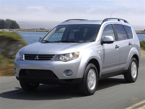 2007 Mitsubishi Outlander Suv Specifications, Pictures, Prices