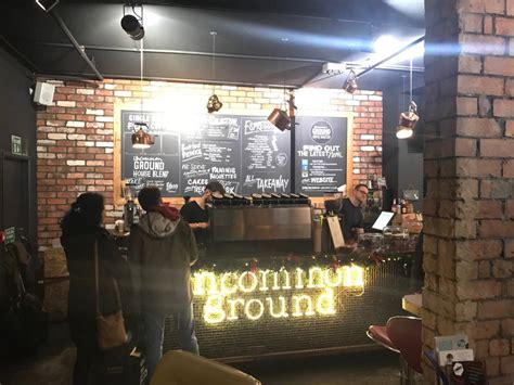 It's known as kopi luwak. Uncommon Ground Coffee Roastery | Best Coffee Guide