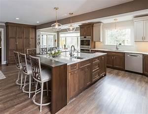 Kitchen, Island, Designs, U0026, Uses
