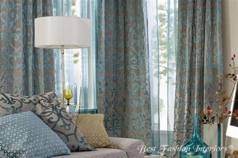 deco de salon salle a emejing rideau moderne chic salon images design