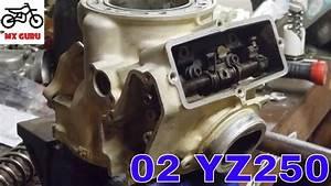 Installing Powervalve - Yamaha Yz250 2002