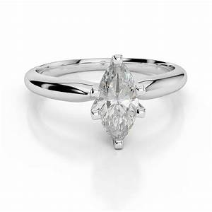 marquise cut diamond ring wedding 163 ct vs1 8 prong set With wedding rings marquise cut