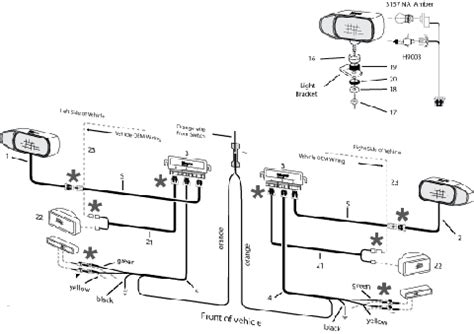 meyer snow plow lights wire schematic myers plow wiring