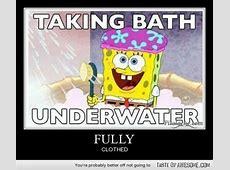 funny spongebob captions