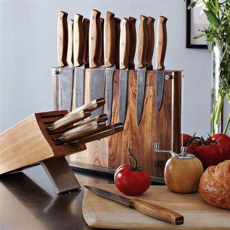 porte de cuisine en bois porte couteaux de cuisine en 24 idées pratiques
