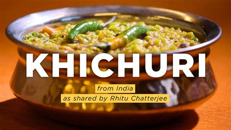 cuisine influences 39 khichuri 39 an ancient indian comfort dish with a global