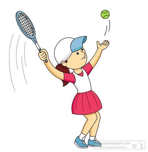 tennis clipart pictures clipartix