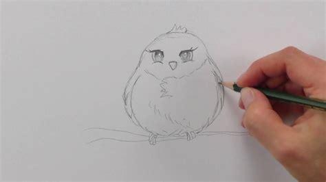 manga tiere zeichnen lernen  voegel comic tiere inkl