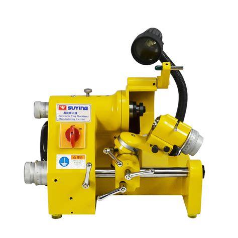 universal tool cutter grinder sharpener machine negative angle carbide cutter ebay