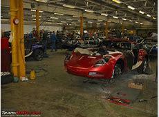 Abandoned Iconic Car Factories TeamBHP