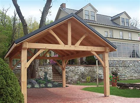 pavilion backyard pavilion timber framing