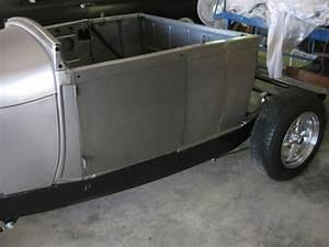 1928 Model A Ford Roadster Pickup  Brookville Steel Body