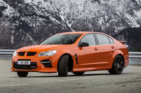 Vauxhall Vxr8 Gts First Drive Review Chevy Ss Forum