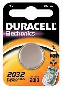 Pile Bouton Cr2032 : piles bouton 3v lithium piles plates piles ~ Melissatoandfro.com Idées de Décoration