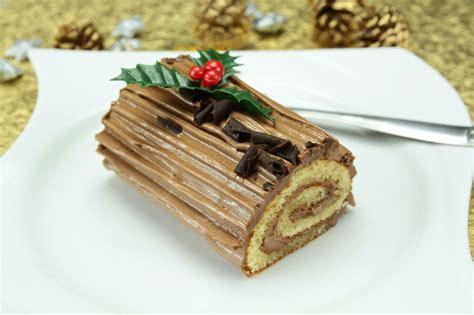 cuisine az noel gâteau bûche de noël cuisine az