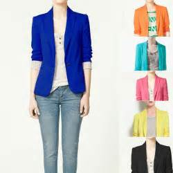 skirt labuh candy color womens blazer we are forever girl fashion