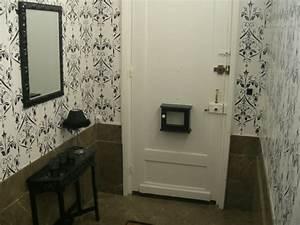 Papier Peint Pour Couloir : besoin d 39 idee couleur pour mon entree page 3 ~ Melissatoandfro.com Idées de Décoration