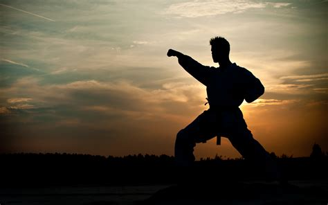 Karate Background Karate Wallpapers Wallpapersafari