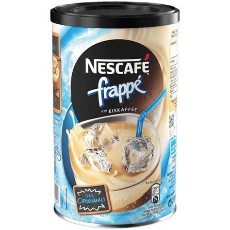 details  krueger kruger instant ice coffee eiskaffee
