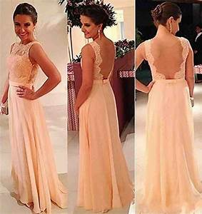 Peach Color Bridesmaid Dresses - Wedding and Bridal ...