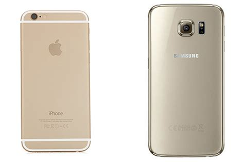 what s better samsung or iphone samsung galaxy s6 vs iphone 6 which is better for business